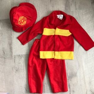 Other - Fireman costume size 6-12 months